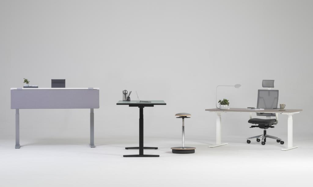 biurko elektryczne Nowy Styl